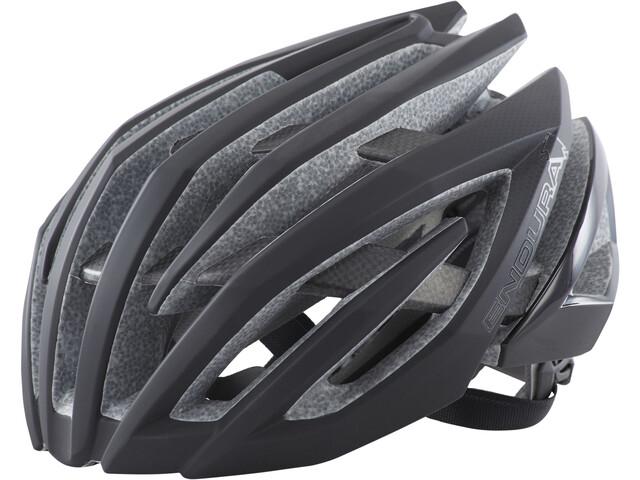Endura Airshell racefiets helm zwart